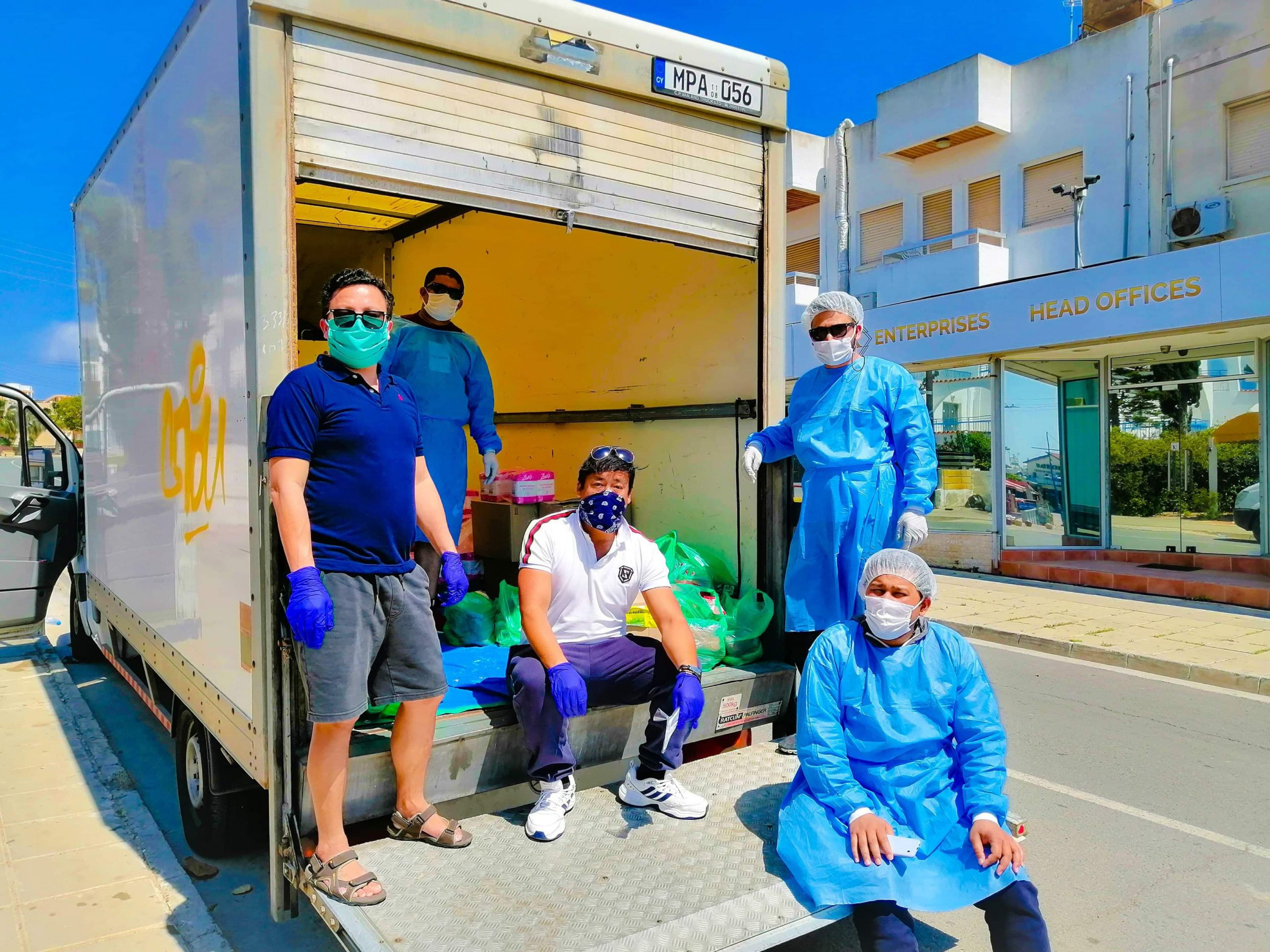 distribution-relief package by nrn cyprus