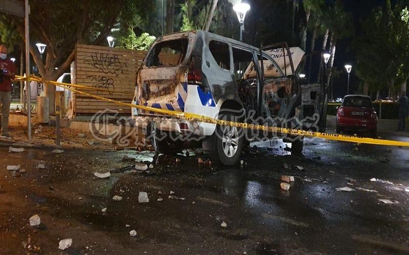 limassol Limassol turned violent