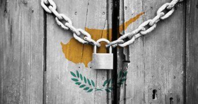 cyprus lock down