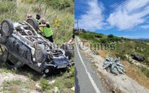 car accident in limmassol